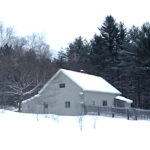 This Month On The Homestead: Snow Removal, Snowshoeing, and… More Snow!