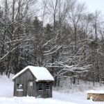 This Month On The Homestead: Hermit-Making Temperatures Followed By Snow