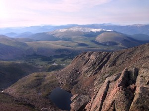 Summit of Mt. Bierstadt (CO)