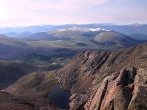Summit of Mt. Bierstadt (CO)