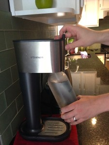 Our SodaStream: not an impulse buy