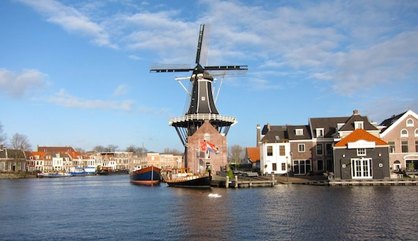 Here's your windmill! From our trip to  in the Netherlands