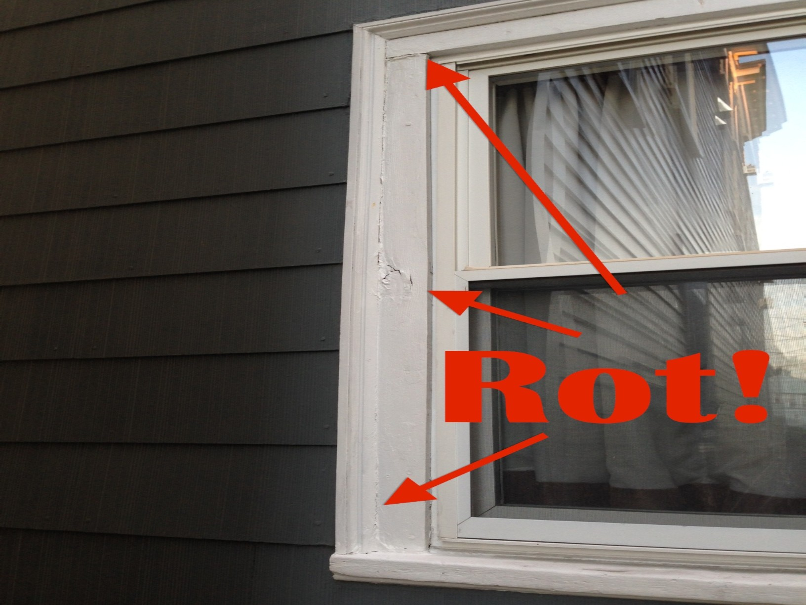 Exterior window trim - It S Everywhere