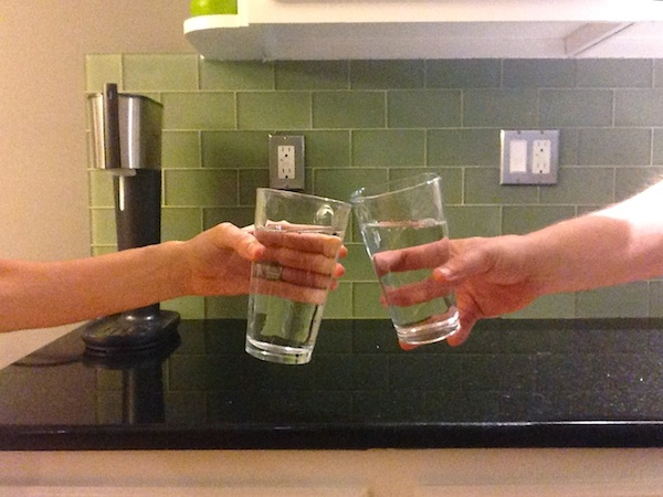 Cheers to cheaper seltzer!