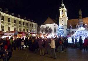 Bratislava, Slovakia's Christmas Market