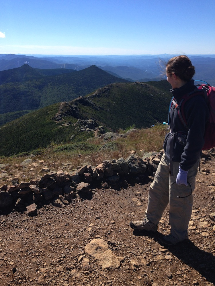 We spend a lot more time hiking than worrying over money