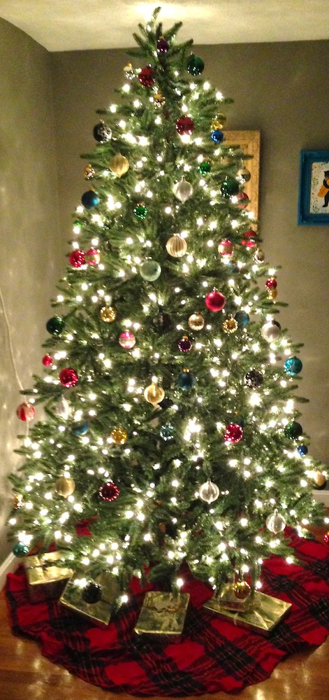 The FW Tree!