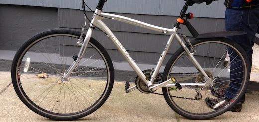 My Marin Bike