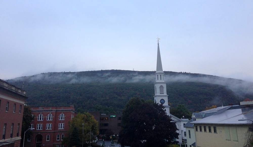 Downtown Brattleboro, VT
