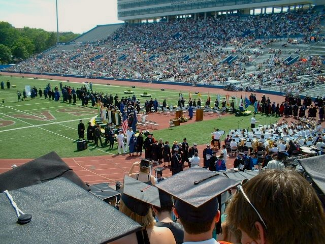The Frugalwoods college graduation