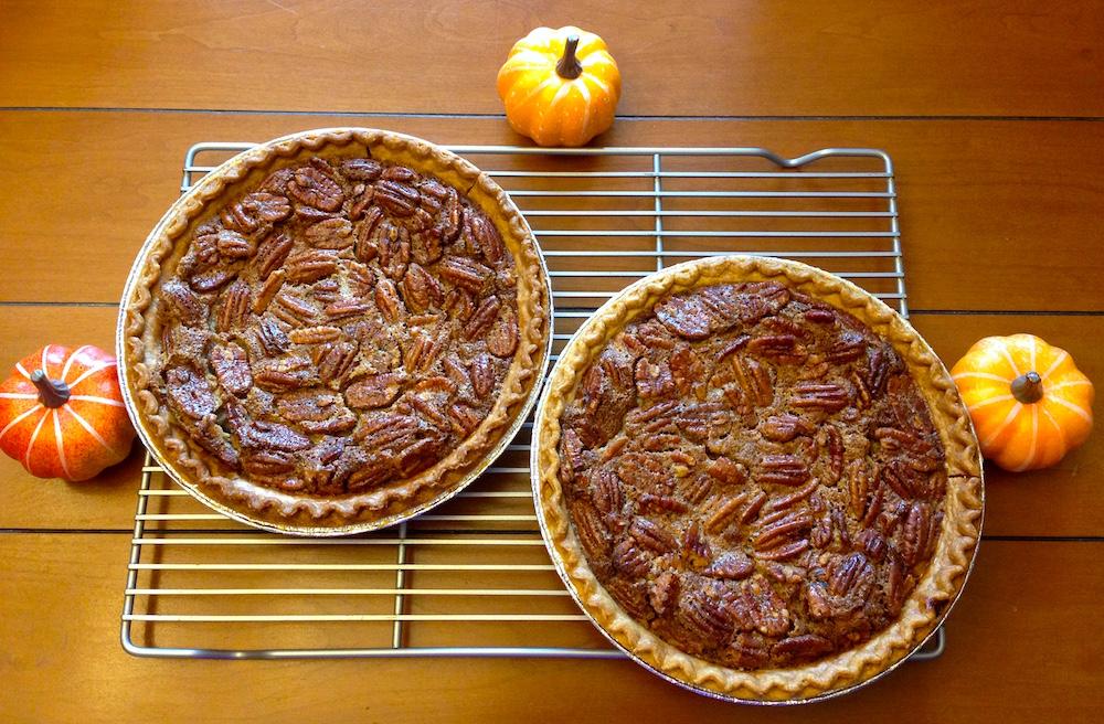 My pecan pies!