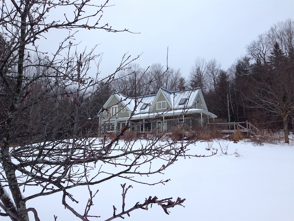 Our Vermont homestead
