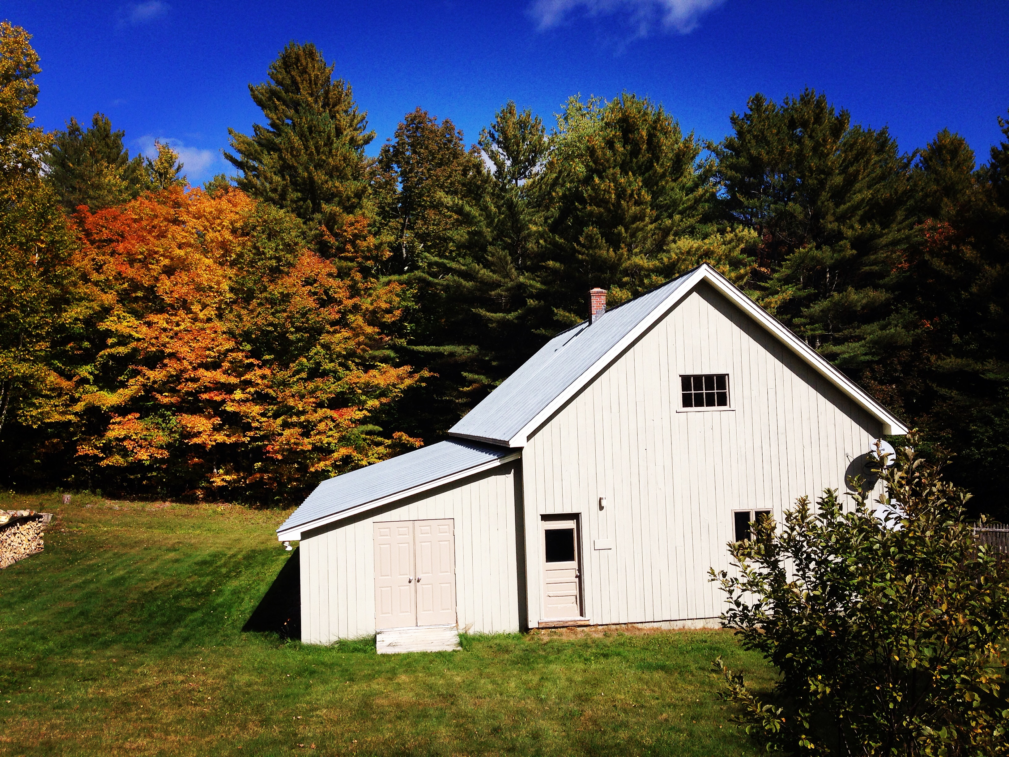Autumn barn!