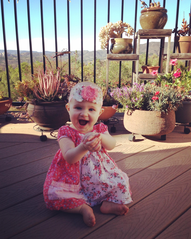 Babywoods in CA!