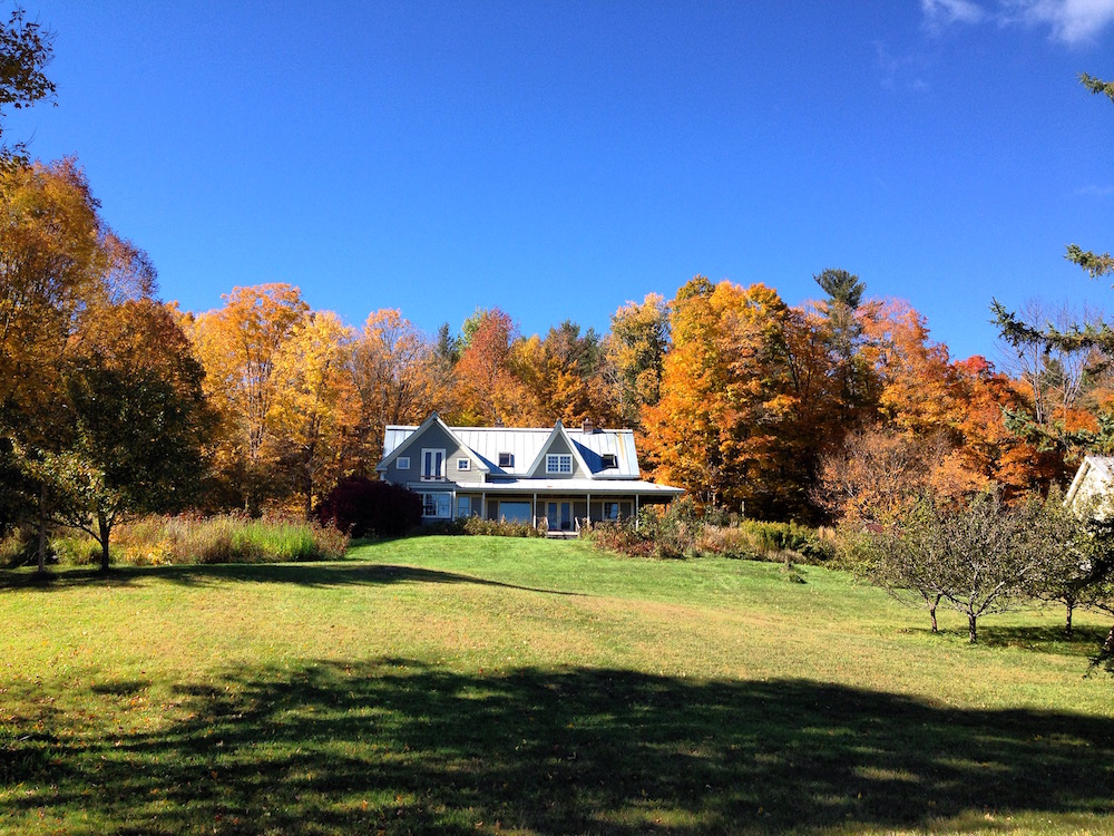 Fall homestead!