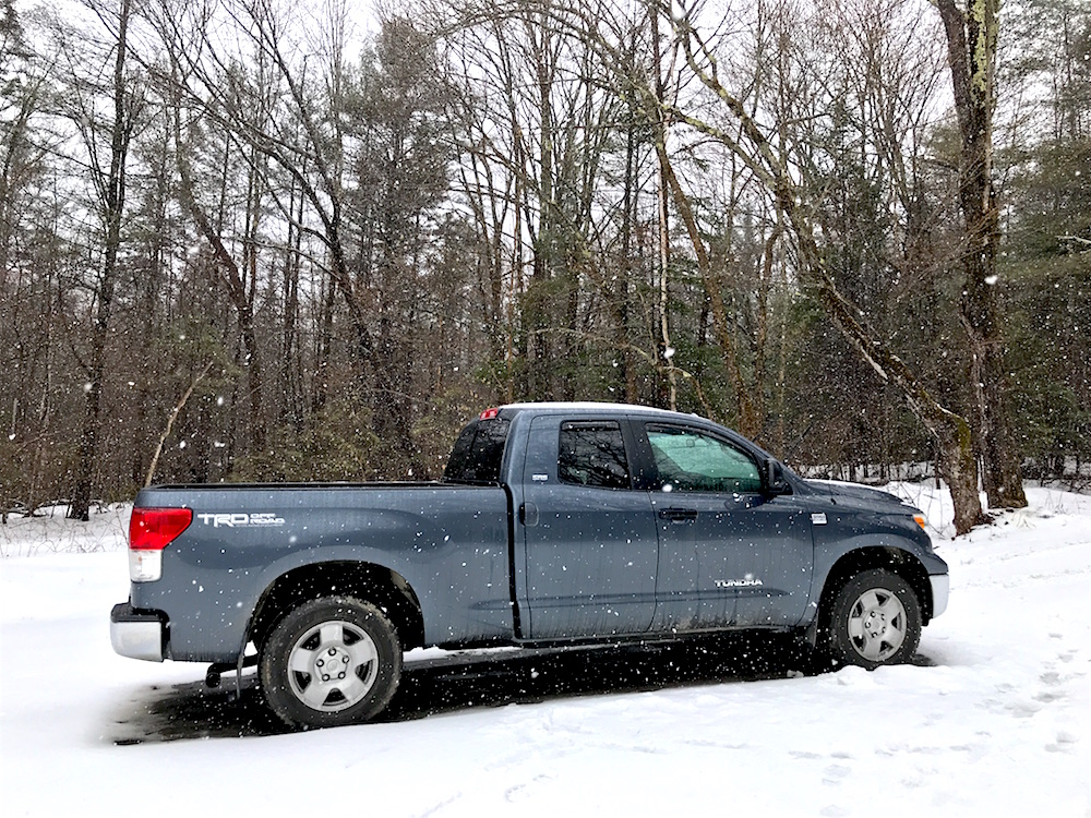 Why We Broke Down And Bought A Used Truck - Frugalwoods